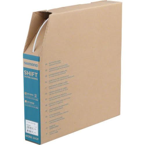 Shimano OT-SP41 Derailleur Housing Box 4mm x 50m White