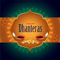 Happy Dhanteras Wishes Photos Images Card icon