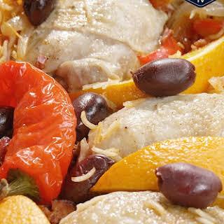 Chicken Basque One-Pot Meal.