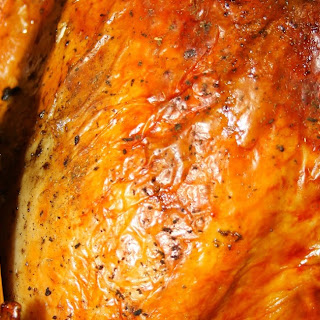 Soy Sauce Brined Turkey Recipe
