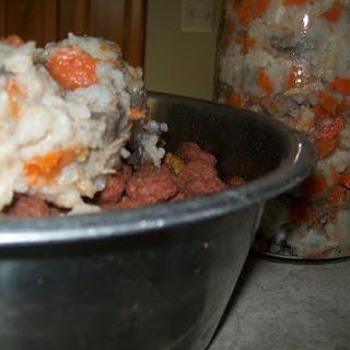 Crock-Pot Homemade Dog Food
