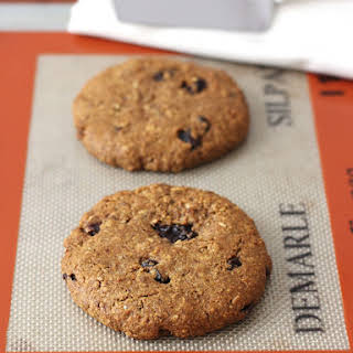 Whole Grain Soft Oatmeal Raisin Cookies for Two.