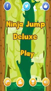 ninja jump deluxe