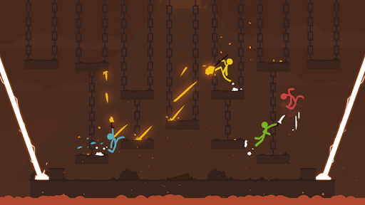 Code Triche Spider Stick Fight - Supreme Stickman Fighting  APK MOD (Astuce) screenshots 2
