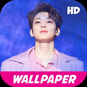 Wonwoo wallpaper HD Wallpaper for Wonwo Seventeen 2.0.0 by Herlin Studio logo
