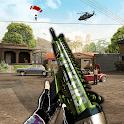 Real  Commando  3D- Shooting  Game  2020 icon