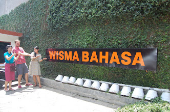 Photo: Welcome to Wisma Bahasa!