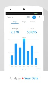 Pedometer & Weight Loss Coach vp2.9.6