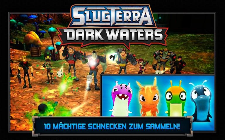 android Slugterra: Dark Waters Screenshot 3