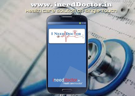 ineeddoctor.in- screenshot thumbnail