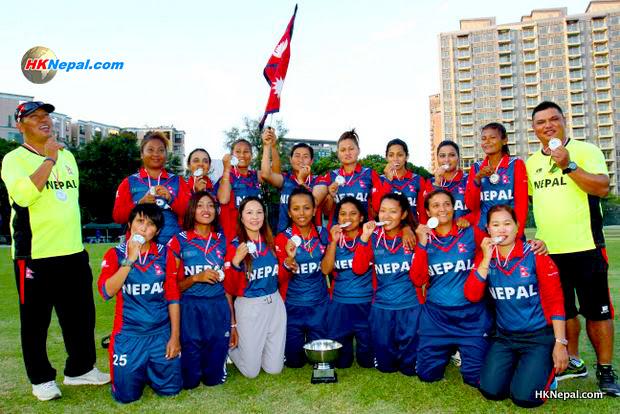 उपविजेता बन्दै एशिया कपमा छनोट भएपछि प्रशन्न मुद्रामा नेपाली टोली… (भिडियो र फोटोसहित)