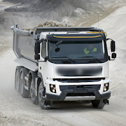 Jigsaw Puzzles Volvo FMX Truck Game