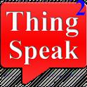 IoT ThingSpeak Data Monitor icon