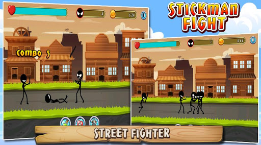 Stick Man Kungfu 1.1.3 screenshots 1