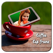 Coffee cup Photo Frame