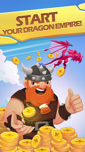 Dragon Merger - Clicker & Idle Game  captures d'écran 1