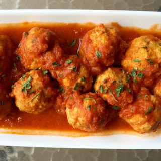 Crockpot Turkey Meatballs