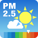 大気汚染予報(PM2.5と黄砂の予測) icon