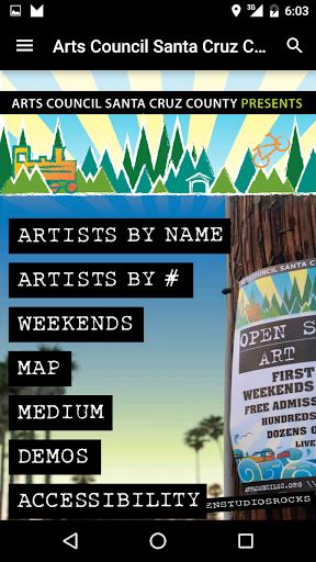 Open Studios Art Tour 2015