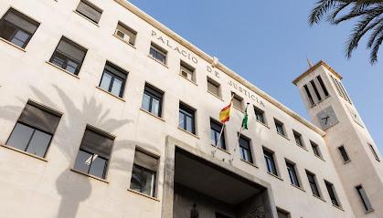 Palacio de Justicia de Almería