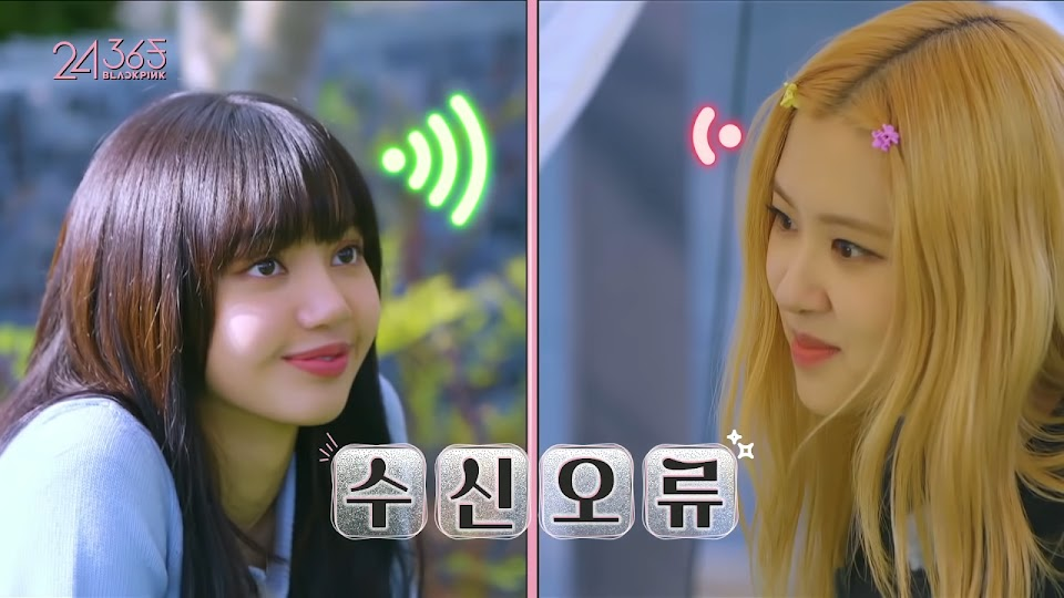 BLACKPINK - '24_365 with BLACKPINK' EP.4 3-7 screenshot