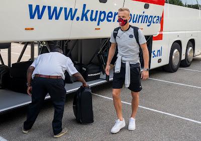 Deux Belges présents au stage estival du PSV