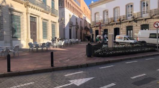 La Plaza de la Administración Vieja, en obras para la segunda mitad de 2021