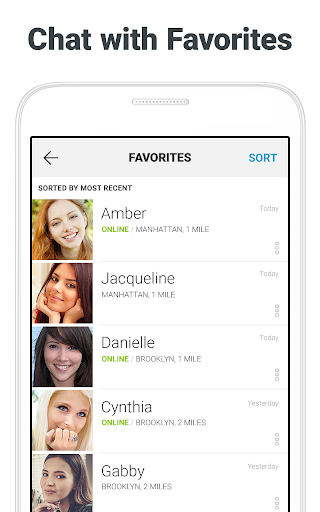 clover dating app android