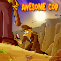 Awesome cop icon