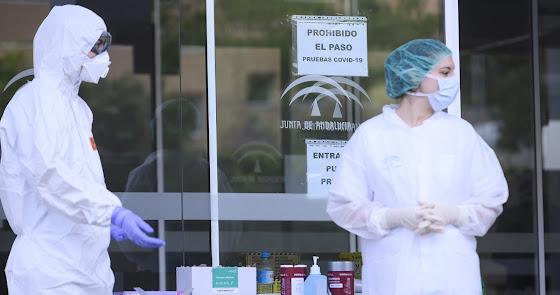 """El empresario con Covid en Adra:""""Solo deseo que no se contagie nadie más"""""""