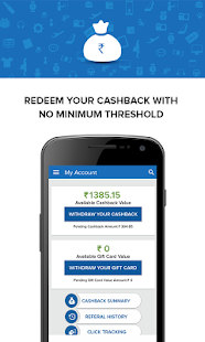 Pennyful CashBack & Coupons- screenshot thumbnail
