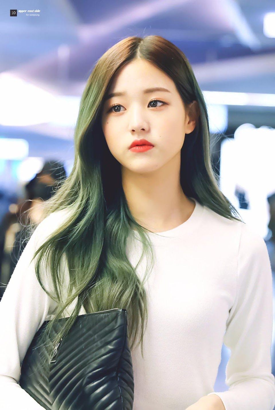 jang wonyoung izone