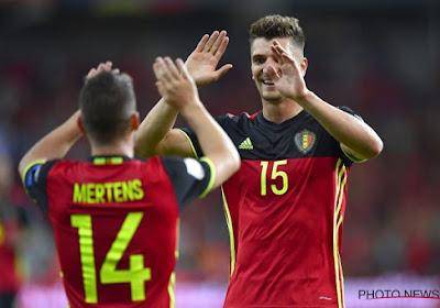 """Meunier optimiste: """"Oui, on peut gagner la coupe du monde"""""""