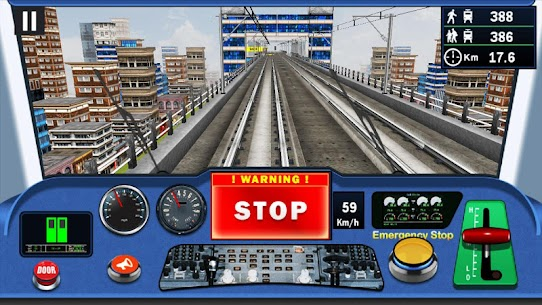 DelhiNCR Metro Train Simulator 2