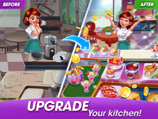 Cooking World: Cook, Serve in Casual & Design Game 1.0.6 screenshots 10