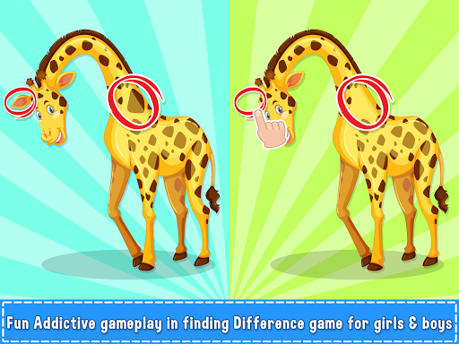 find the difference ad