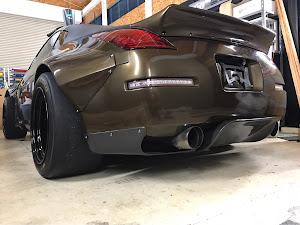 フェアレディZ Z33 のカスタム事例画像 トレンディアートレーシングさんの2018年10月05日08:50の投稿