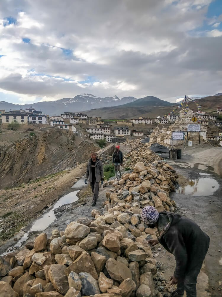 road+to+kibber+images+of+spiti+valley+india