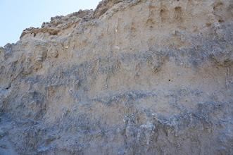 Photo: The cliff face described in the previous photo.