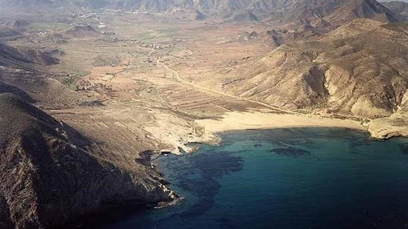 """Aviso a Níjar: el proyecto de aparcamiento en el Playazo, """"sobredimensionado"""""""