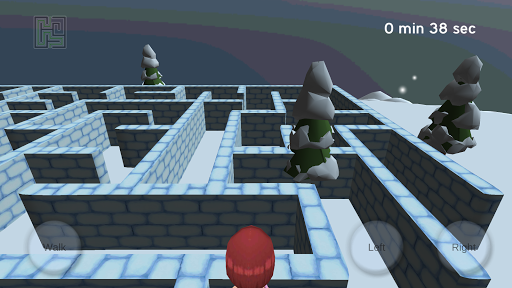 3D Maze (The Labyrinth)  captures d'u00e9cran 22