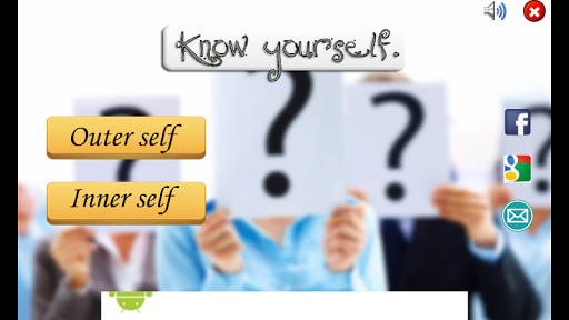 Know Yourself 1.0.0 screenshots 2