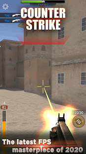 counter and strike 1.0.46 APK + Modificación (Unlimited money) para Android
