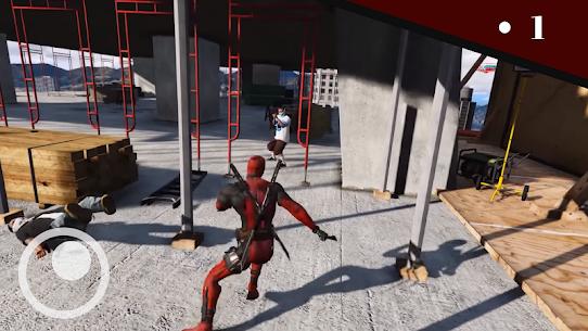 Deadpool Simulator 2018 1