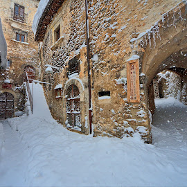 Snow by Vito Masotino - Buildings & Architecture Other Exteriors