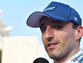Robert Kubica van Williams neemt voor het eerst in zeven jaar deel aan F1-weekend