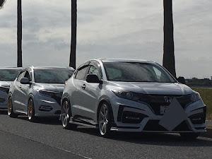 ヴェゼル RU3 2018年式 ハイブリッド RSのカスタム事例画像 suzu9110さんの2020年11月03日08:26の投稿