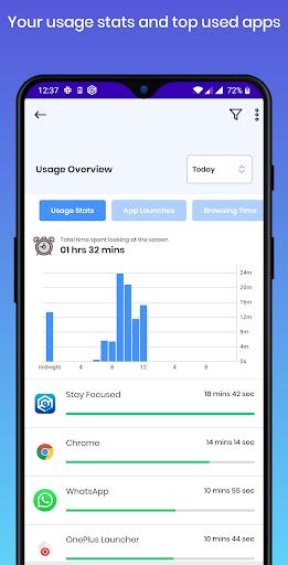 Stay Focused - App Block & Website Block 5.0.6 screenshots 6