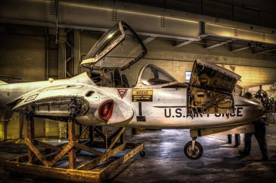 T-37 being restored by the CT Air and Space center in CT. http://cascstratford.wordpress.com/ by Joe Palisi - Transportation Airplanes