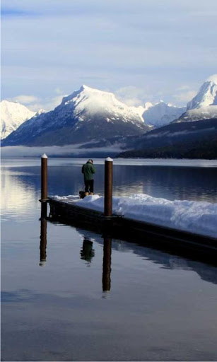 winter Landscapes LWP